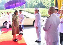 นครปฐม สมเด็จพระกนิษฐาธิราชเจ้า พระราชทานปริญญาบัตรแก่ผู้สำเร็จการศึกษาจากมหาวิทยาลัยมหิดล