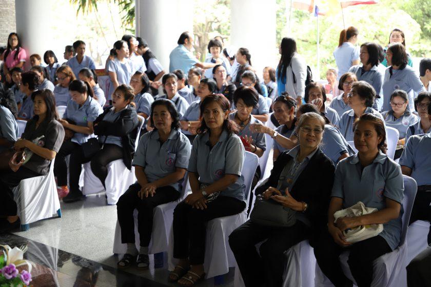โรงพยาบาลนครปฐม จัดกิจกรรม มหกรรมวันเอดส์โลก