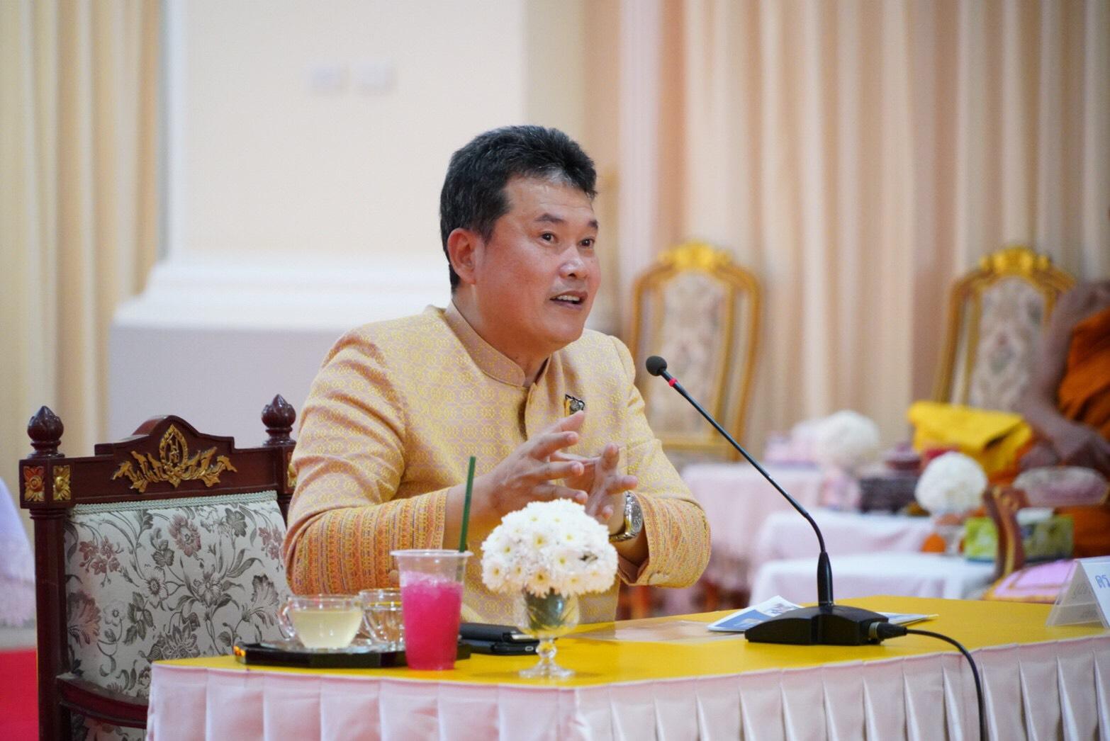 """พช. ชวนคนไทยร่วมอุดหนุน """"ผ้าถิ่นไทย"""" สร้างรายได้สู่ชุมชน"""
