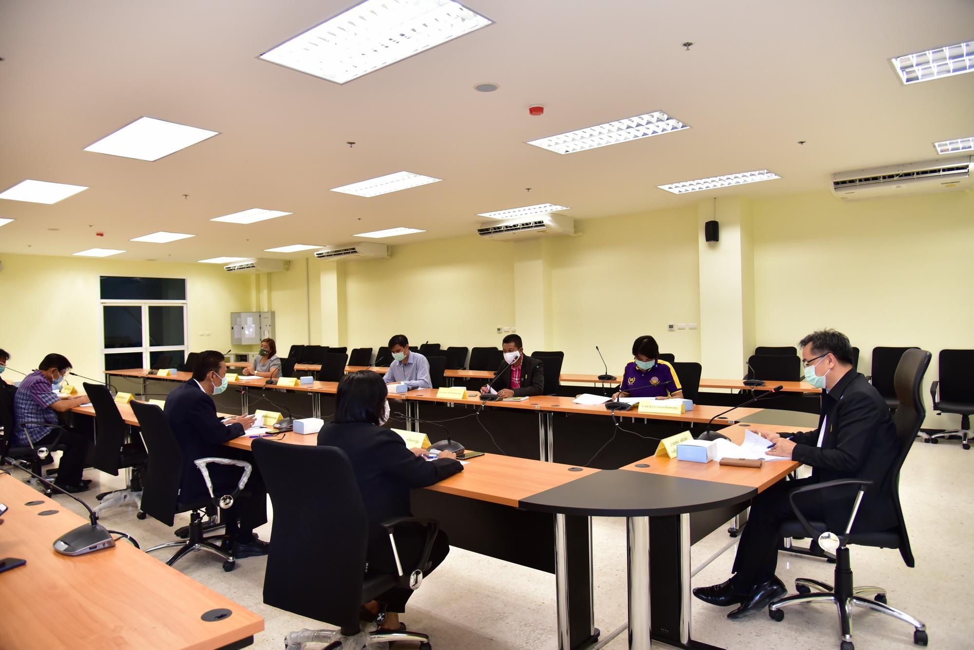 สนง.ประชาสัมพันธ์จังหวัดนครปฐมจัดประชุมคณะอนุกรรมการประชาสัมพันธ์แห่งชาติระดับจังหวัด ครั้งที่ 2/2563